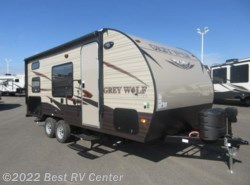 New 2017  Forest River Cherokee Grey Wolf 17BH POWER AWNING / FLIP DOWN TRAVEL RACK /Outside by Forest River from Best RV Center in Turlock, CA