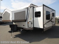 New 2017  Forest River Rockwood Roo 21SS SAPPHIRE PACKAGE /Oyster Fiberglass / Framele by Forest River from Best RV Center in Turlock, CA