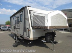 New 2018  Forest River Rockwood Roo 21SS SAPPHIRE PACKAGE /Oyster Fiberglass / Framele by Forest River from Best RV Center in Turlock, CA