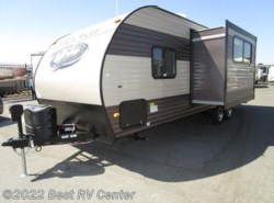 New 2018  Forest River Cherokee Grey Wolf 23DBH Mega Dinette Slide / Two Entry Doors / Two F by Forest River from Best RV Center in Turlock, CA