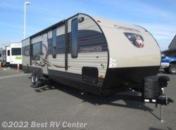 New 2017  Forest River Cherokee 274RK  Rear Kitchen / FLIP DOWN TRAVEL RACK by Forest River from Best RV Center in Turlock, CA