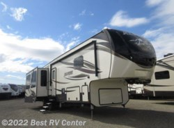 New 2016  Keystone Alpine 3535RE DUAL A/C /6 POINT HYDRAULIC AUTO LEVELING by Keystone from Best RV Center in Turlock, CA