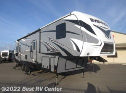 New 2016  Keystone Fuzion Impact FZ351 13 FOOT GARAGE/ 6 POINT HYDRAULIC AUTO LEVEL by Keystone from Best RV Center in Turlock, CA