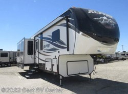 New 2017  Keystone Alpine 3471RK IN COMMAND SMART AUTOMATION SYSTEM! /6 POIN by Keystone from Best RV Center in Turlock, CA