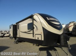 New 2017  Keystone Laredo 331BH Out Door Kitchean & Entertainment Cen Rear B by Keystone from Best RV Center in Turlock, CA