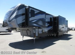 New 2017  Keystone Fuzion FZ423 CHROME PACKAGE/3 AC's/ /IN COMMAND AUTOMATIO by Keystone from Best RV Center in Turlock, CA