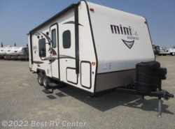 New 2017  Forest River Rockwood Mini Lite 2304KS SAPPHIRE PACKAGE Oyster Fiberglass / Framel by Forest River from Best RV Center in Turlock, CA