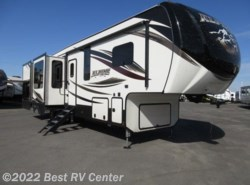 New 2017  Keystone Alpine 3500RL IN COMMAND SMART AUTOMATION SYST/ 6 POINT H by Keystone from Best RV Center in Turlock, CA