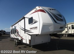 New 2017  Dutchmen Voltage Triton 3351 CALL FOR THE LOWEST PRICE! /20Ft Cargo Area/5 by Dutchmen from Best RV Center in Turlock, CA