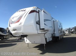 New 2018  Dutchmen Voltage Triton 3351 CALL FOR THE LOWEST PRICE! 5.5 Onan Generator by Dutchmen from Best RV Center in Turlock, CA