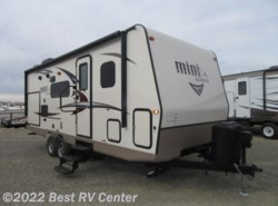New 2017  Forest River Rockwood Mini Lite 2507S SOLID SURFACE/ Oyster Fiberglass / Frameless by Forest River from Best RV Center in Turlock, CA