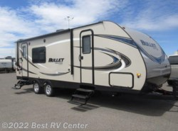 New 2017  Keystone Bullet Ultra Lite 248RKSWE Rear Kitchen / Mega Sofa Slide by Keystone from Best RV Center in Turlock, CA