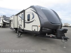 New 2017  Keystone Bullet Premier 30RIPR Two Slide Outs/ Island Kitchen/ Fro by Keystone from Best RV Center in Turlock, CA