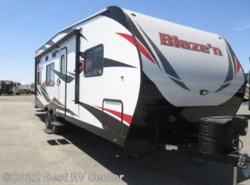 New 2018  Pacific Coachworks Blaze'n 25FBXL FRONT SLEEPER / REAR ELECTRIC BED/ 160W Sol by Pacific Coachworks from Best RV Center in Turlock, CA