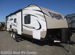 New 2017  Forest River Wildwood 241BHXL ALL POWER PACKAGE Mega Dinette Slide / Two by Forest River from Best RV Center in Turlock, CA