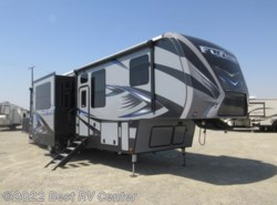 New 2017  Keystone Fuzion FZ371 MONSTER PKG PLUS RAMP DOOR PATIO PACKAGE by Keystone from Best RV Center in Turlock, CA