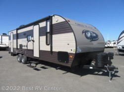New 2018  Forest River Cherokee Grey Wolf 26DBH /Two Full Size Bunks /Two Entry Doors by Forest River from Best RV Center in Turlock, CA