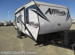 New 2018  Eclipse Attitude 21SA-LE FRONT BEDROOM/REAR ELECTRIC BUNK by Eclipse from Best RV Center in Turlock, CA