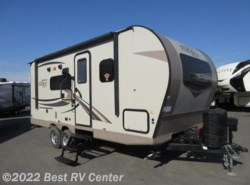 New 2018  Forest River Rockwood Mini Lite 2104S SOLID SURFACE /Fix Walkaround Queen Bed /Alu by Forest River from Best RV Center in Turlock, CA