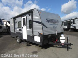 New 2018  Keystone Springdale Summerland 1800BH BUNK MODEL/ FRONT QUEEN BED by Keystone from Best RV Center in Turlock, CA