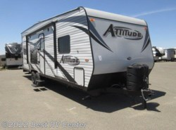 New 2019  Eclipse Attitude 23SA Gray/ 14.2FT Cargo/ 160W Solar/ Smoth Fiber G by Eclipse from Best RV Center in Turlock, CA