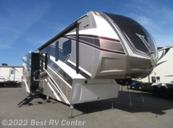 New 2017  Dutchmen Voltage EPIC 3970 Full Body Paint/ 6 Pt. Hydraulic /Ramp D by Dutchmen from Best RV Center in Turlock, CA