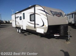 New 2017  Forest River Wildwood 272RBXL ALL POWER PACKAGE Outside Kitchen/ Rear Ba by Forest River from Best RV Center in Turlock, CA