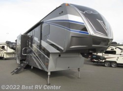 New 2017  Dutchmen Voltage EPIC 3990 Full Body Paint/ 6 Pt. Hydraulic /Ramp D by Dutchmen from Best RV Center in Turlock, CA