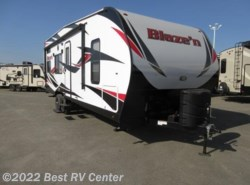 New 2017  Pacific Coachworks  BLAZE?N 24FS FRONT SLEEPER / REAR ELECTRIC BED 160 by Pacific Coachworks from Best RV Center in Turlock, CA