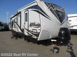 New 2018  Eclipse Attitude 32GSG One slides/Two AC's/ Two AC's/150 Gallon Fre by Eclipse from Best RV Center in Turlock, CA