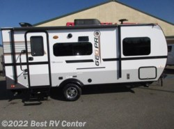 New 2017  Forest River Rockwood GeoPro G19FBS Dry Weight 2986 lbs /Sofa Slideout / by Forest River from Best RV Center in Turlock, CA