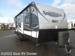 New 2017  Keystone Springdale 240SRTWE Off Road / Two Full Size Bunks Outdoor Ki by Keystone from Best RV Center in Turlock, CA