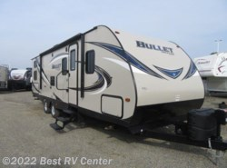 New 2017  Keystone Bullet Ultra Lite 287QBSWE Out Door Kitchen/ by Keystone from Best RV Center in Turlock, CA