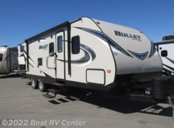 New 2018  Keystone Bullet Ultra Lite 287QBSWE Out Door Kitchen/ by Keystone from Best RV Center in Turlock, CA