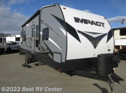 New 2017  Keystone Fuzion Impact IP3118 Sildeout./ 5.5 Gen / Knockout Package/ 18FT by Keystone from Best RV Center in Turlock, CA