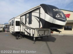 New 2017  Forest River Sierra 387MKOK 6 Point Auto Leveling System/ TWO LIVING A by Forest River from Best RV Center in Turlock, CA