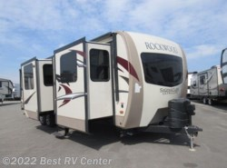 New 2017  Forest River Rockwood Signature Ultra Lite 8324BS Front Living/ Outdoor Kitchen/ 4 Slide Outs by Forest River from Best RV Center in Turlock, CA