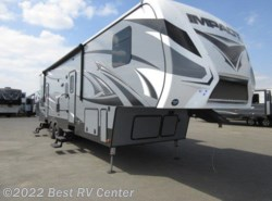 New 2017  Keystone Fuzion Impact 351 6 POINT HYDRAULIC AUTO LEVELI /12.6 FT CARGO/  by Keystone from Best RV Center in Turlock, CA