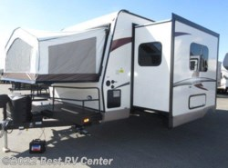 New 2018  Forest River Rockwood Roo 21BD OutDoor Kitchen/Slideouts/ /Oyster Fiberglass by Forest River from Best RV Center in Turlock, CA