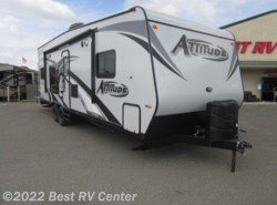 New 2019  Eclipse Attitude 25FSG GREY EXT/SMOOTH FIBER GLASS /160 WATT SOLAR  by Eclipse from Best RV Center in Turlock, CA