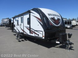 New 2018  Heartland RV Wilderness 2450FB U Shaped Dinette/ /Outside Kitchen / Rear S by Heartland RV from Best RV Center in Turlock, CA