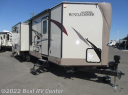 New 2018  Forest River Rockwood Wind Jammer 3025W Rear Living/Three slide outs/Isl by Forest River from Best RV Center in Turlock, CA