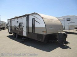 Used 2015  Forest River Grey Wolf 26DBH Double Bunks/ Two Entry Doors/ U Shaped Dine