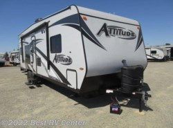 New 2018  Eclipse Attitude 25FSG GREY EXT/SMOOTH FIBER GLASS /160 WATT SOLAR  by Eclipse from Best RV Center in Turlock, CA