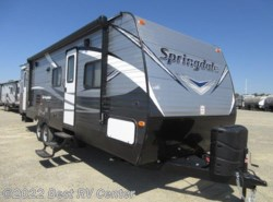 New 2018  Keystone Springdale 282BHSEWE Two Full Size Bunks /Two Entr U Shaped D by Keystone from Best RV Center in Turlock, CA