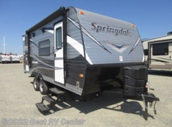 New 2018  Keystone Springdale 189FLWE by Keystone from Best RV Center in Turlock, CA