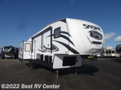 New 2018  Forest River Sabre 36BHQ Only This Unit!!  Auto Leveling/ Mid Bunks W by Forest River from Best RV Center in Turlock, CA