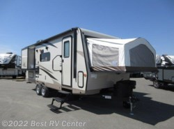 New 2018  Forest River Rockwood Roo 24WS Solid Surface/ /Oyster Fiberglass / Frameless by Forest River from Best RV Center in Turlock, CA