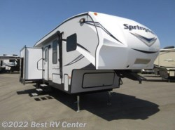 New 2018  Keystone Springdale 302FWRK Rear Kitchen/ Three Slide Outs/ Wardrobe S by Keystone from Best RV Center in Turlock, CA