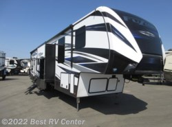 New 2018  Keystone Fuzion FZ427 CALL FOR THE LOWEST PRICE!13.6 Ft Gar 13.6 F by Keystone from Best RV Center in Turlock, CA